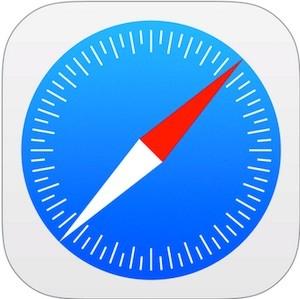 iPhoneのsafariでPC表示に切り替える方法【iOS9】