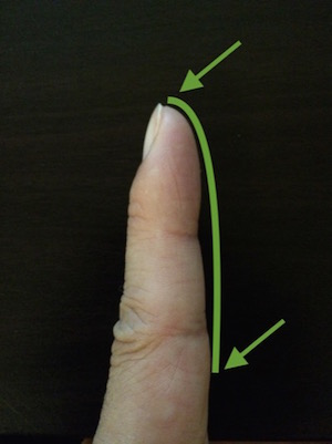 iPhone、指紋認証(TouchID)の精度が悪いときの対処法