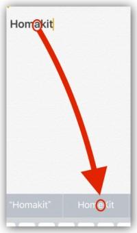 iPhoneで英字入力の際、勝手に変換されて困る時の対処法