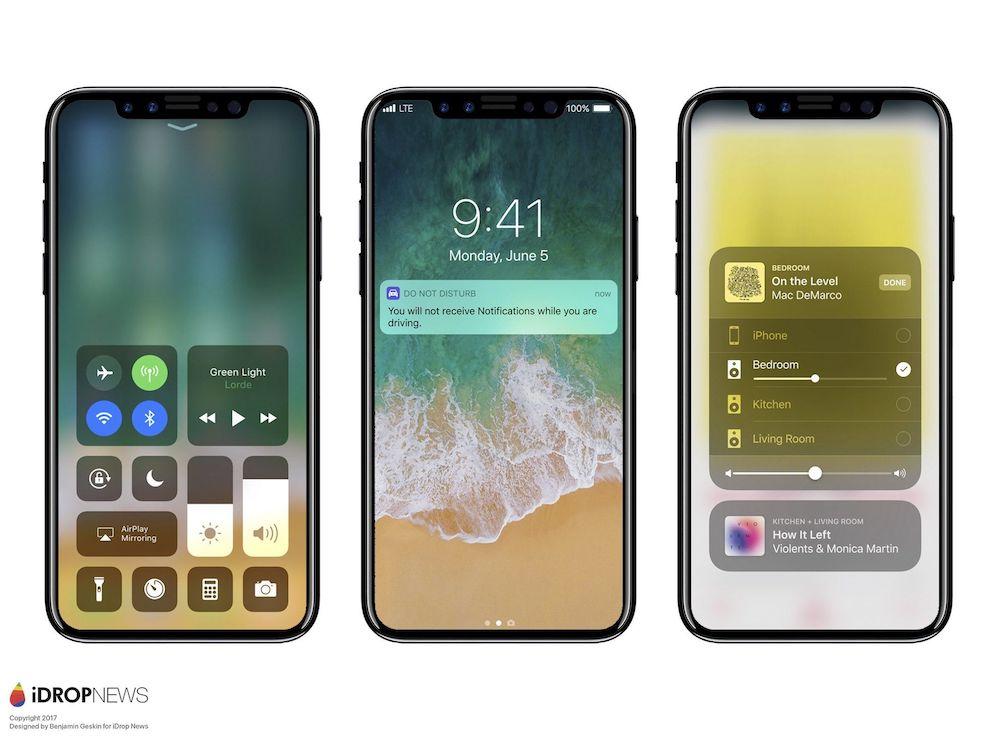 iPhone8、発売予定の9月供給量は少なめ!初期入手困難の可能性大